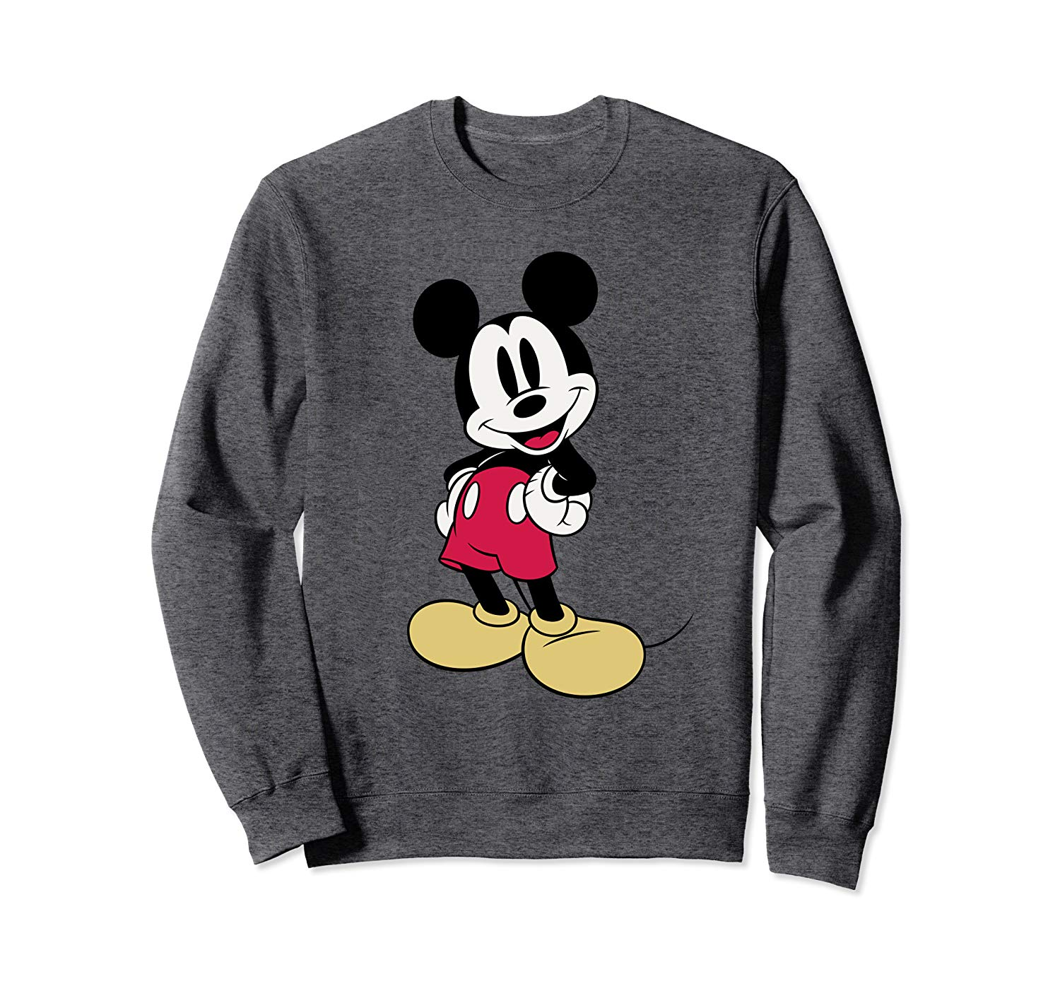 Disney Classic Mickey Mouse Long Sleeve T-Shirt